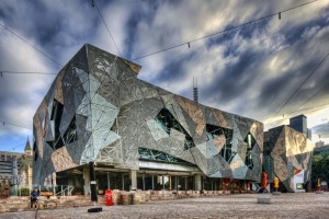 Federation Square- Melbourne