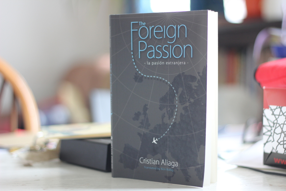 Review: 'The Foreign Passion' by Cristian Aliaga