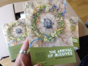 Arrival of Missives - unpacking