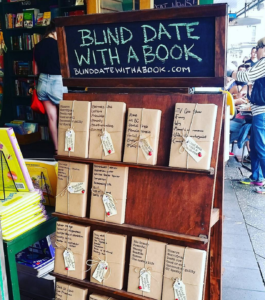 A bookish tour of Sydney - Blind Date with a Book