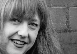 Sitting Ducks author Lisa Blower